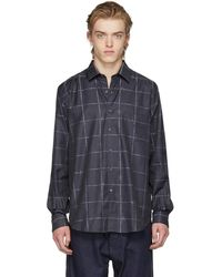 Cobra S.C. - Black Barbed Wire Model One Shirt - Lyst
