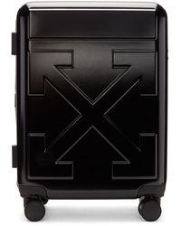 Off-White c/o Virgil Abloh Black Arrows Suitcase