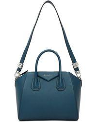 Givenchy - ブルー スモール アンティゴナ バッグ - Lyst