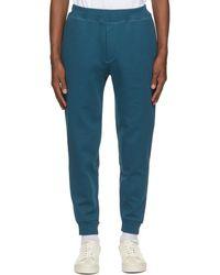 Tiger Of Sweden Blue Cassidy Lounge Pants