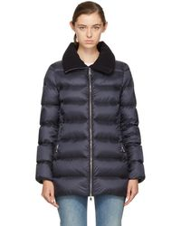 Moncler - Navy Down Torcyn Jacket - Lyst