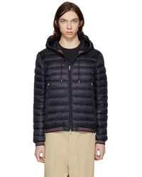 Moncler - Navy Down Eliot Jacket - Lyst
