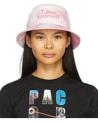 Paco Rabanne Peter Saville Edition ピンク Lose Yourself バケット ハット - マルチカラー
