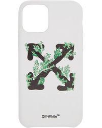 Off-White c/o Virgil Abloh ホワイト Corals Iphone 11 Pro ケース