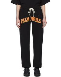 Palm Angels - ブラック New College ラウンジ パンツ - Lyst