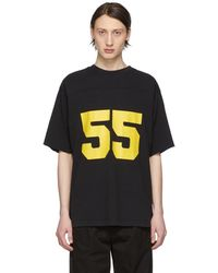 Billy Black 55 Football T-shirt