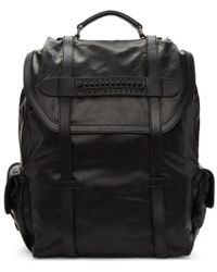 Stella McCartney - Black Alter Nappa Backpack - Lyst