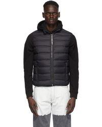 Givenchy Black Lightweight Puffer Vest