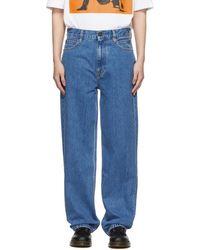 CALVIN KLEIN JEANS EST. 1978 Blue Baggy Jeans