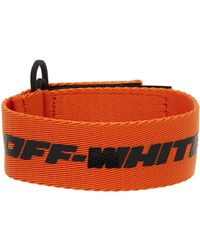 Off-White c/o Virgil Abloh Paperclip ブレスレット - オレンジ