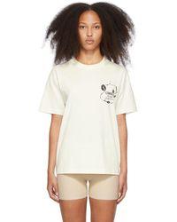 Jacquemus オフホワイト Le T-shirt L'amour T シャツ
