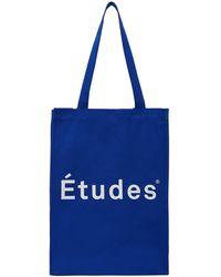 Etudes Studio - ブルー November ロゴ トート - Lyst