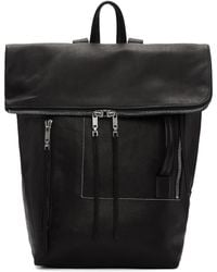 Rick Owens | Black Medium Duffle Backpack | Lyst