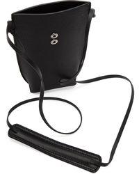 Loewe - ブラック ポケット ポーチ - Lyst