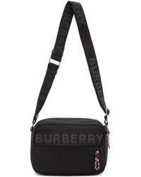 Burberry Black Paddy Crossbody Pouch