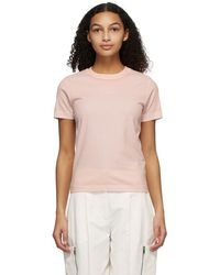 Stella McCartney - T-shirt rose 2001 - Lyst