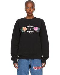 Noon Goons Garden Sweatshirt - Black