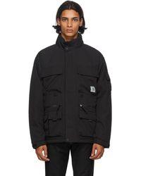 Carhartt WIP ブラック Colewood ジャケット