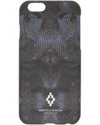 Marcelo Burlon - Black Potosi Iphone 6 Case - Lyst