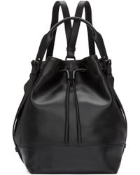 Opening Ceremony - Black Izzy Backpack - Lyst