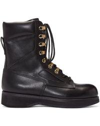 Sacai - Hender Scheme Ankle Boots - Lyst