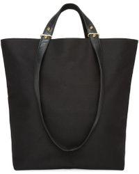 Haerfest Black H6 Tote Bag
