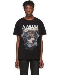 Amiri - ブラック Pitbull T シャツ - Lyst
