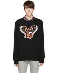 Facetasm - Black Eagle Pullover - Lyst