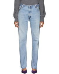 RE/DONE - Indigo Levis Edition The Loose Jeans - Lyst