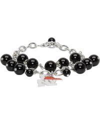 Raf Simons - Silver Balls Ny Hanger Bracelet - Lyst