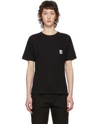 Carhartt WIP Black Carrie T-shirt