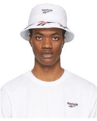 Reebok Mens Accessories Mens Reversible Beanie Hat