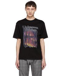 Christian Dada Black Unknown Powers T-shirt