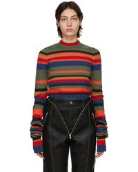 Y. Project マルチカラー Retro セーター
