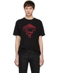 COACH - Rexy T-shirt - Lyst