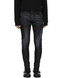 DSquared² - Black Skinny Dan Jeans - Lyst