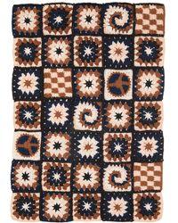 STORY mfg. Organic Cotton Piece Xl Scarf - Multicolour