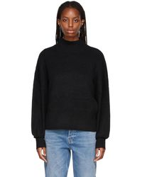 Won Hundred Won Hund Alpaca Blakely Sweater - Black