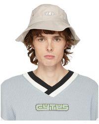 Eytys Grey Ballzy Bucket Hat - Purple