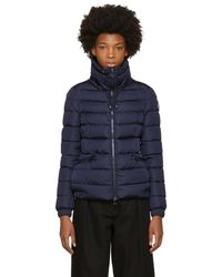 Moncler - Navy Down Irex Jacket - Lyst