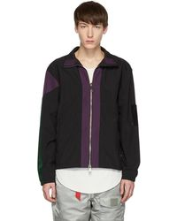 Pyer Moss - Colourblock Zip-up Jacket - Lyst