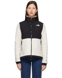 The North Face ホワイト & ブラック Denali 2 セーター