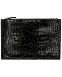 Givenchy Pochette noire Medium Antigona