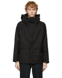Nanamica Black Gore-tex® Cruiser Jacket