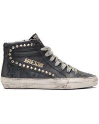 Golden Goose Deluxe Brand Women's Slide Sneaker - Black