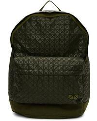 Bao Bao Issey Miyake - Khaki Daypack Backpack - Lyst fd40062b3b83f
