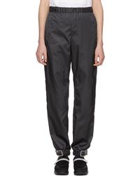 Prada - Ssense Exclusive Grey Arca Edition Lounge Pants - Lyst
