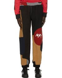 BETHANY WILLIAMS Colour The Magpie Project Edition Recycled Fleece Lounge Trousers - Multicolour