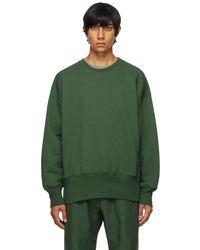 Advisory Board Crystals Green 123 Sweatshirt