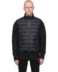 Givenchy Black Puffer Vest